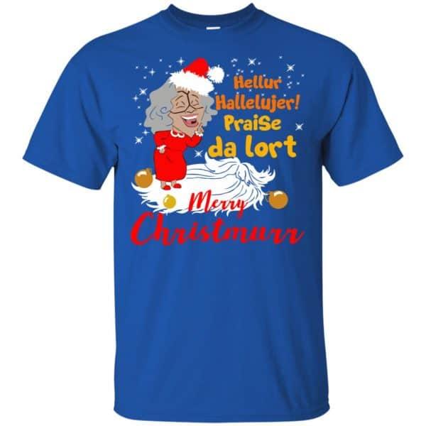 Hellur Hallelujer Praise Da Lort Merry Christmas Shirt, Hoodie, Tank Apparel 5