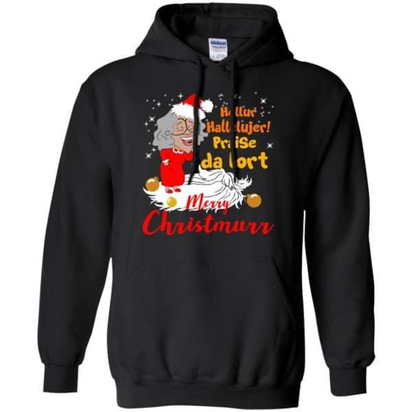 Hellur Hallelujer Praise Da Lort Merry Christmas Shirt, Hoodie, Tank Apparel 7