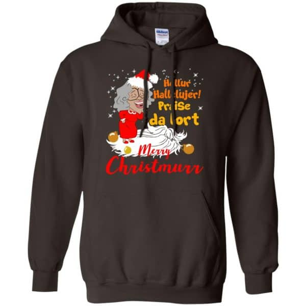 Hellur Hallelujer Praise Da Lort Merry Christmas Shirt, Hoodie, Tank Apparel 9