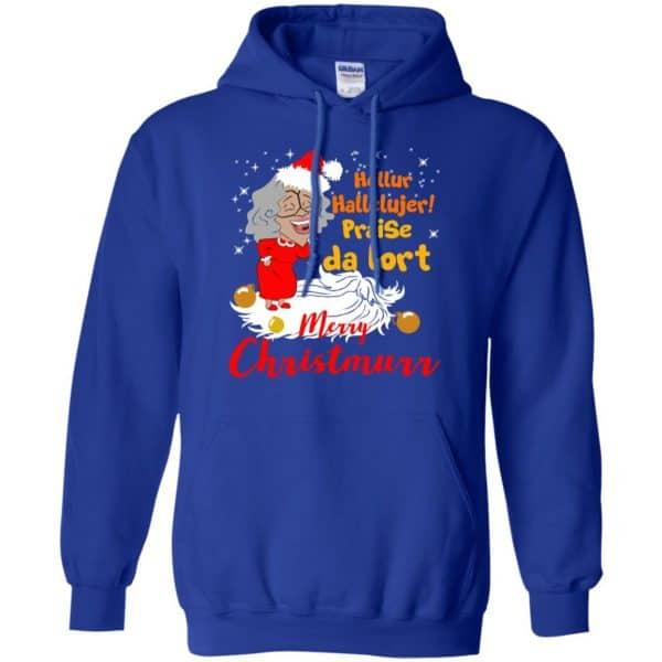Hellur Hallelujer Praise Da Lort Merry Christmas Shirt, Hoodie, Tank Apparel 10