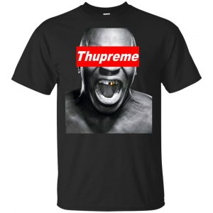 Supreme Mike Tyson Thupreme T-Shirts, Hoodie, Tank Apparel