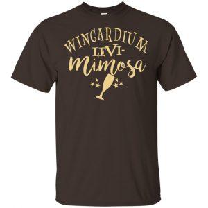Wingardium Mimosa Shirt, Hoodie, Tank Apparel 2