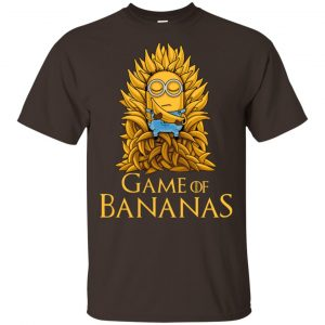 Minions: Game Of Bananas Game Of Thrones T-Shirts, Hoodie, Tank Apparel 2