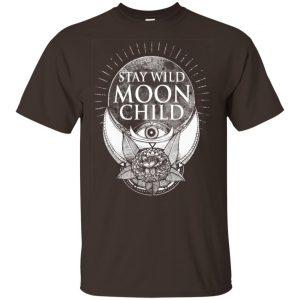Stay Wild Moon Child Shirt, Hoodie, Tank Apparel 2