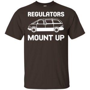 Regulators Mount Up Shirt, Hoodie, Tank Apparel 2