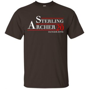 Sterling Archer 2020 Danger Zone T-Shirts, Hoodie, Tank Apparel 2