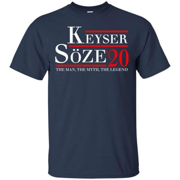 Keyser Soze 2020 The Man, The Myth, The Legend T-Shirts, Hoodie, Tank Apparel 6