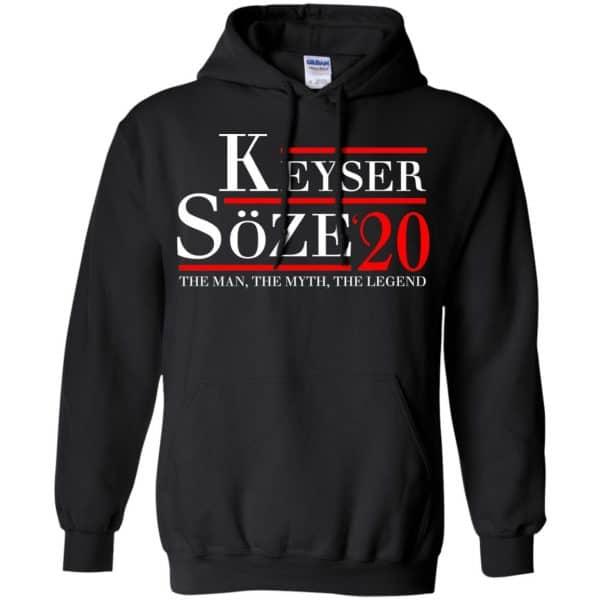 Keyser Soze 2020 The Man, The Myth, The Legend T-Shirts, Hoodie, Tank Apparel 7