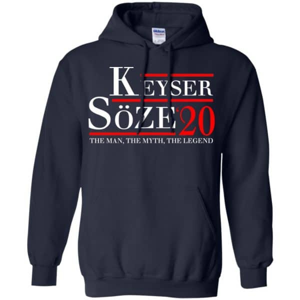 Keyser Soze 2020 The Man, The Myth, The Legend T-Shirts, Hoodie, Tank Apparel 8