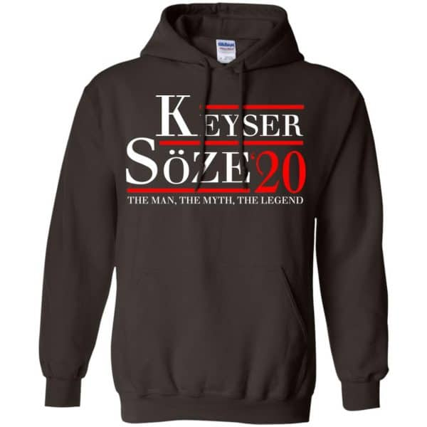 Keyser Soze 2020 The Man, The Myth, The Legend T-Shirts, Hoodie, Tank Apparel 9