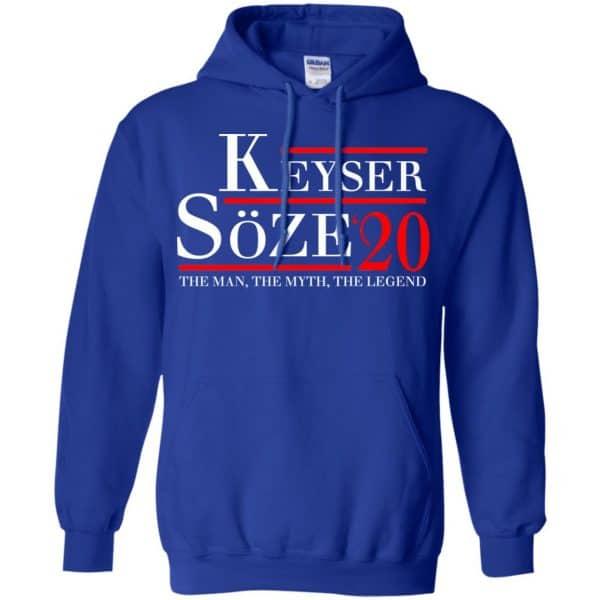 Keyser Soze 2020 The Man, The Myth, The Legend T-Shirts, Hoodie, Tank Apparel 10