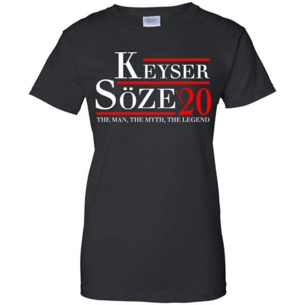 Keyser Soze 2020 The Man, The Myth, The Legend T-Shirts, Hoodie, Tank Apparel 11