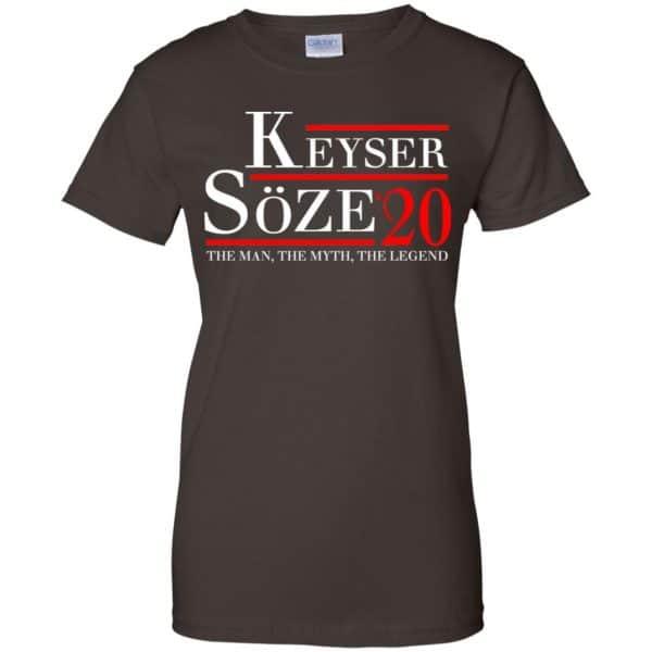 Keyser Soze 2020 The Man, The Myth, The Legend T-Shirts, Hoodie, Tank Apparel 12