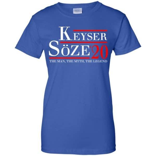 Keyser Soze 2020 The Man, The Myth, The Legend T-Shirts, Hoodie, Tank Apparel 14