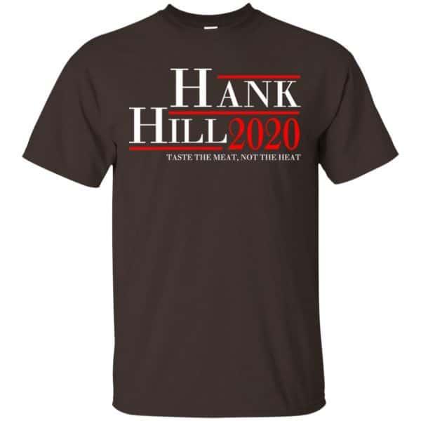 Hank Hill 2020 Taste The Meat, Not The Heat T-Shirts, Hoodie, Tank Apparel 4