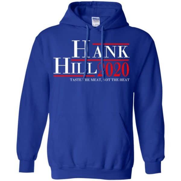 Hank Hill 2020 Taste The Meat, Not The Heat T-Shirts, Hoodie, Tank Apparel 10