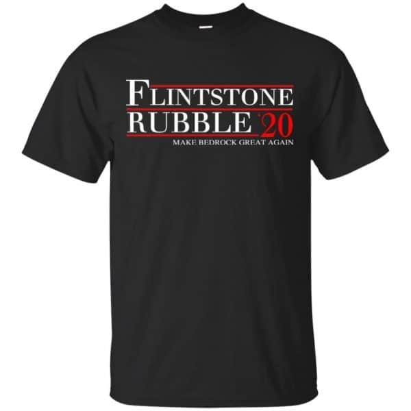 Flintstone Rubble 2020 Make Bedrock Great Again T-Shirts, Hoodie, Tank Apparel 3