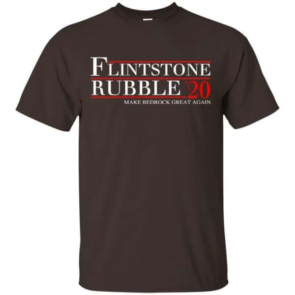 Flintstone Rubble 2020 Make Bedrock Great Again T-Shirts, Hoodie, Tank Apparel 4