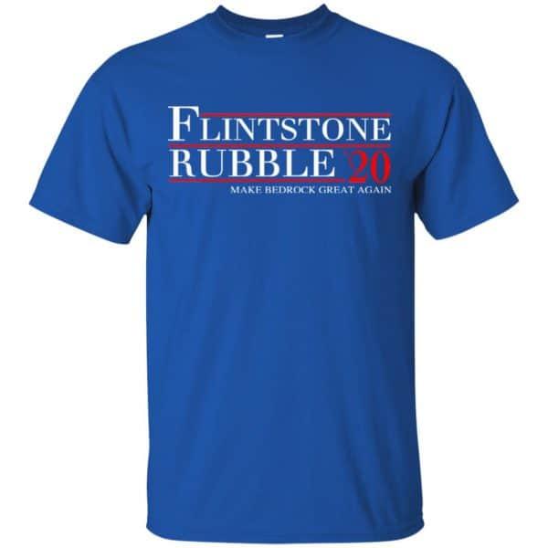 Flintstone Rubble 2020 Make Bedrock Great Again T-Shirts, Hoodie, Tank Apparel 5