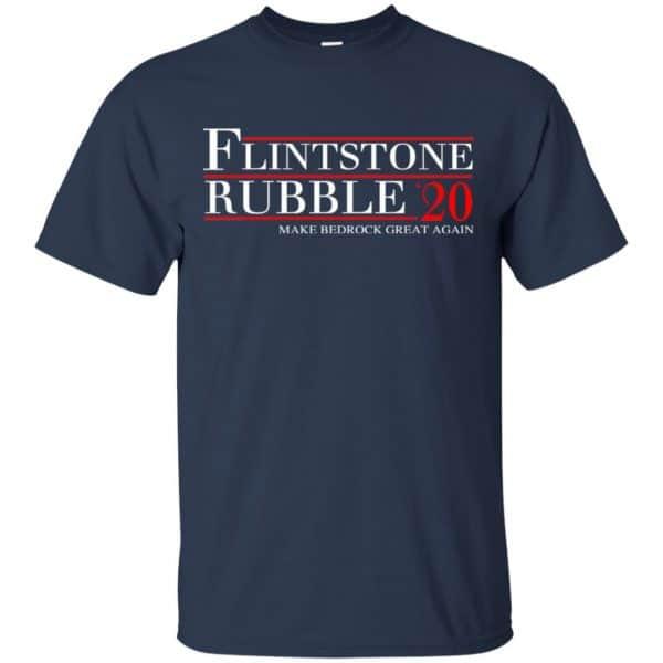Flintstone Rubble 2020 Make Bedrock Great Again T-Shirts, Hoodie, Tank Apparel 6
