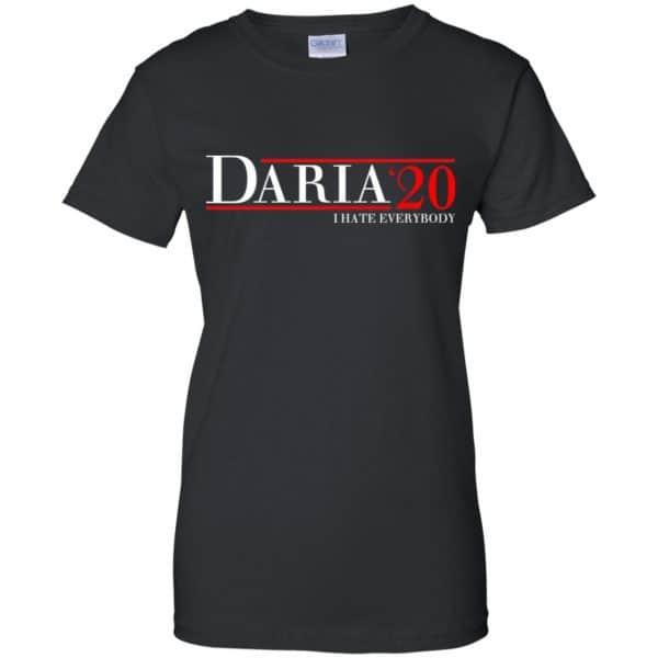 Daria 2020 I Hate Everybody T-Shirts, Hoodie, Tank Apparel