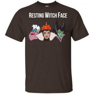 Resting Witch Face Shirt, Hoodie, Tank Apparel