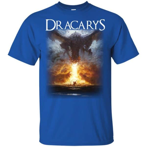 Dracarys Dhirt Game Of Thrones Season 7 Shirt, Hoodie, Tank Apparel 5