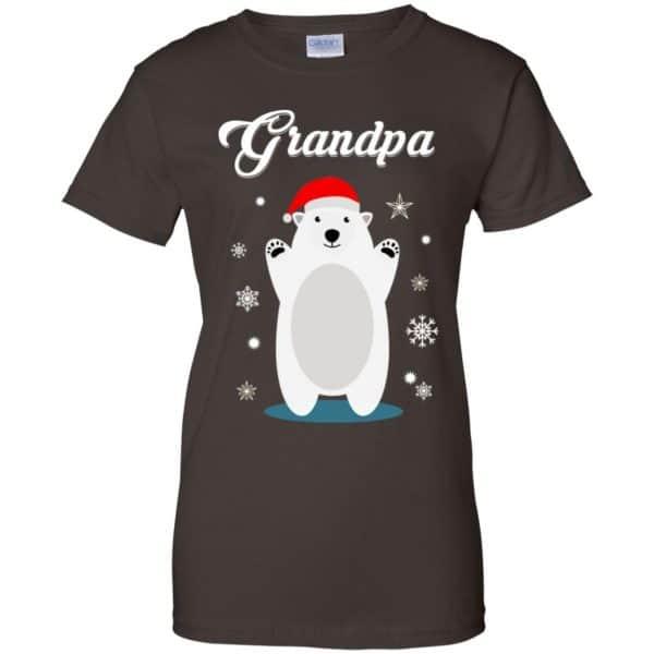 Grandpa Bear Christmas Santa Pajamas T-Shirts, Hoodie, Sweater Apparel 12
