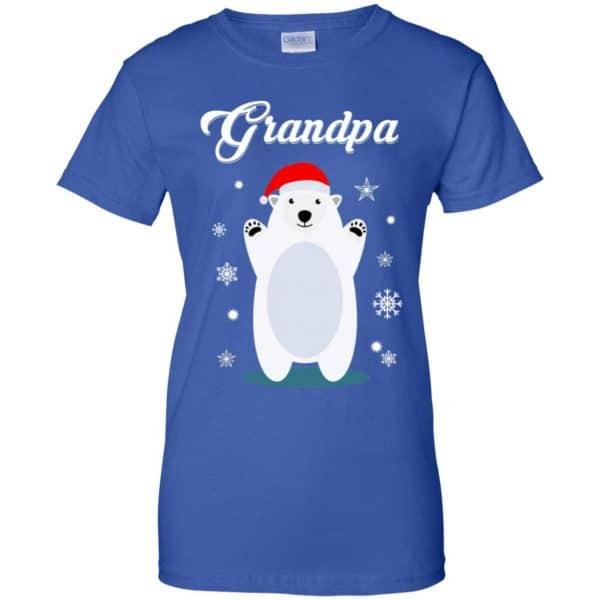 Grandpa Bear Christmas Santa Pajamas T-Shirts, Hoodie, Sweater Apparel 14