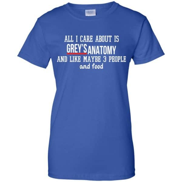 All I Care About Is Grey's Anatomy And Like Maybe 3 People And Food Shirt, Hoodie, Tank Apparel 14