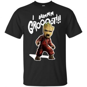 I Am Groot – Guardians of the Galaxy Shirt, Hoodie, Tank Apparel