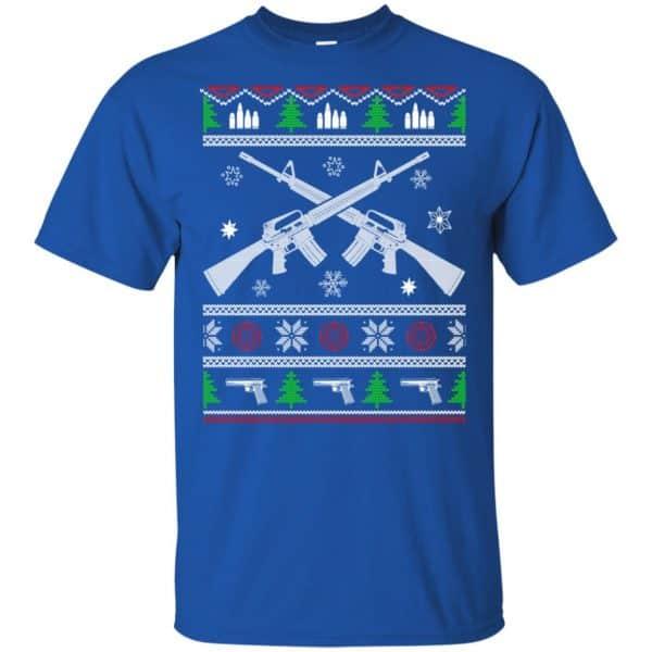 I Want Rifle Guns For Christmas Ugly Christmas Sweater, T-Shirts, Hoodie Apparel 5