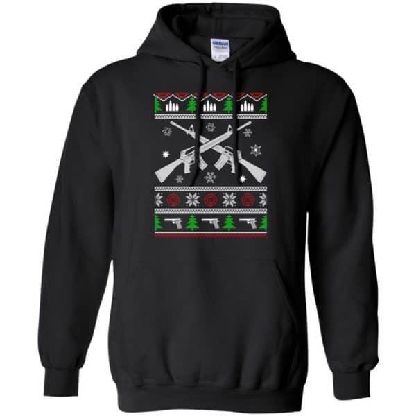 I Want Rifle Guns For Christmas Ugly Christmas Sweater, T-Shirts, Hoodie Apparel 7