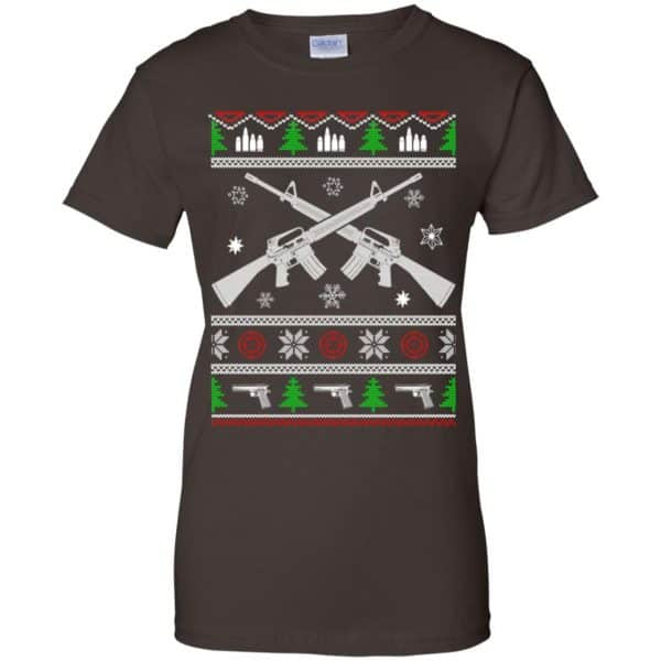 I Want Rifle Guns For Christmas Ugly Christmas Sweater, T-Shirts, Hoodie Apparel 12