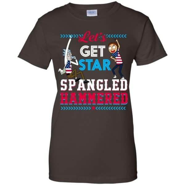 Let's Get Star Spangled Hammered Shirt, Hoodie, Tank Apparel 12