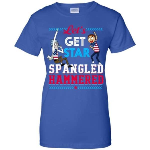 Let's Get Star Spangled Hammered Shirt, Hoodie, Tank Apparel 14