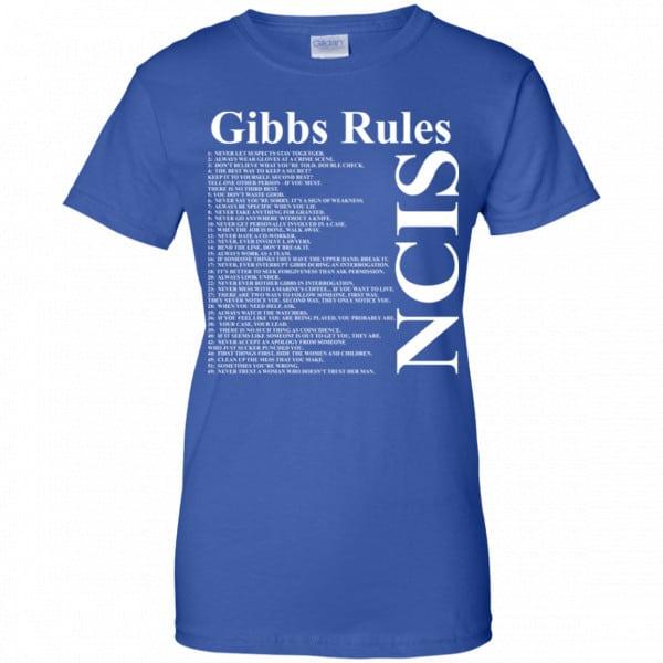 NCIS Gibbs Rules Shirt, Hoodie, Tank Apparel 14