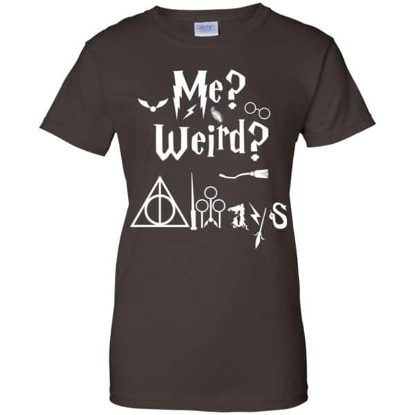 Me? Weird? Always. – Harry Potter Shirt, Hoodie, Tank Apparel 12
