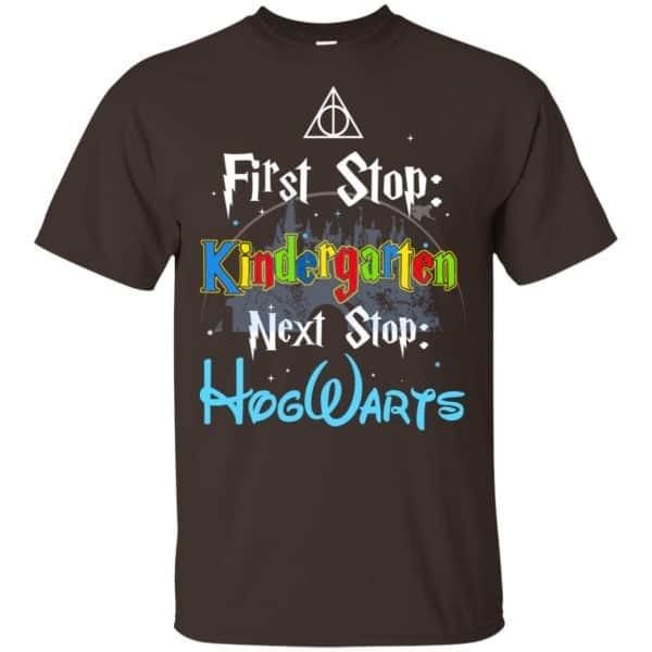 First Stop Kindergarten Next Stop Hogwarts Harry Potter Shirt, Hoodie, Tank Apparel 4