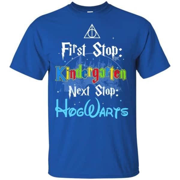 First Stop Kindergarten Next Stop Hogwarts Harry Potter Shirt, Hoodie, Tank Apparel 5
