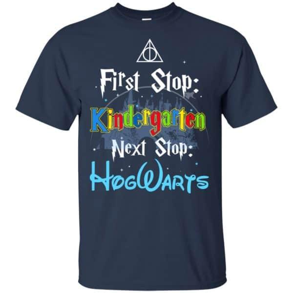 First Stop Kindergarten Next Stop Hogwarts Harry Potter Shirt, Hoodie, Tank Apparel 6