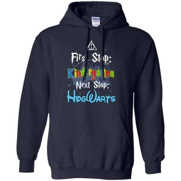 First Stop Kindergarten Next Stop Hogwarts Harry Potter Shirt, Hoodie, Tank Apparel 8