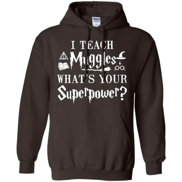 I Teach Muggles What's Your Superpower Harry Potter Shirt, Hoodie, Tank Apparel 9