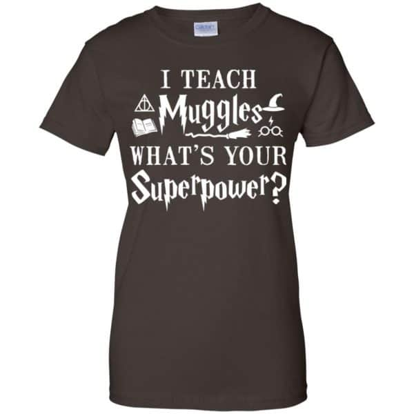 I Teach Muggles What's Your Superpower Harry Potter Shirt, Hoodie, Tank Apparel 12