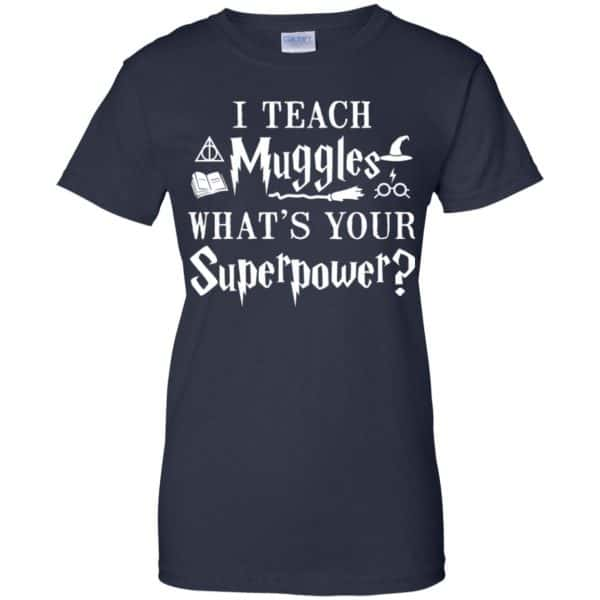 I Teach Muggles What's Your Superpower Harry Potter Shirt, Hoodie, Tank Apparel 13