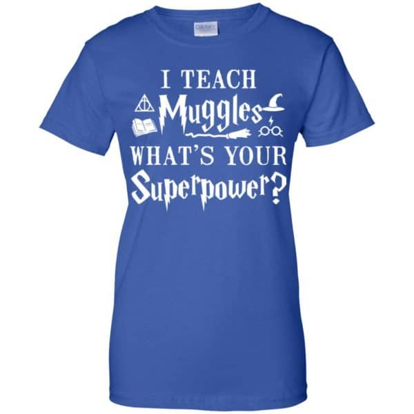 I Teach Muggles What's Your Superpower Harry Potter Shirt, Hoodie, Tank Apparel 14