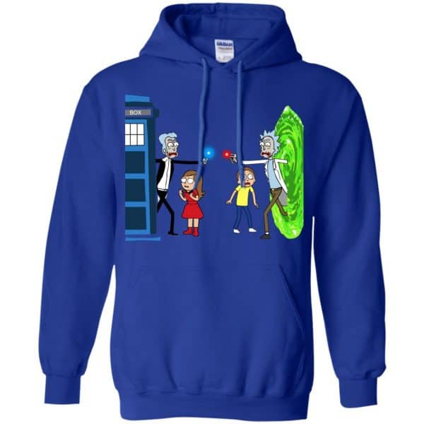 Doctor Who VS Rick And Morty Mashup T-Shirts, Hoodie, Sweater Apparel 10