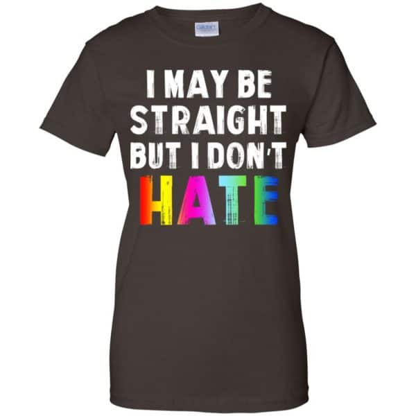 I May Be Straight But I Don't Hate LGBT Shirt, Hoodie, Tank Apparel 12