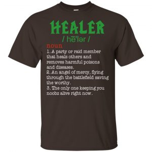 Healer Shirt, Hoodie, Tank Apparel 2