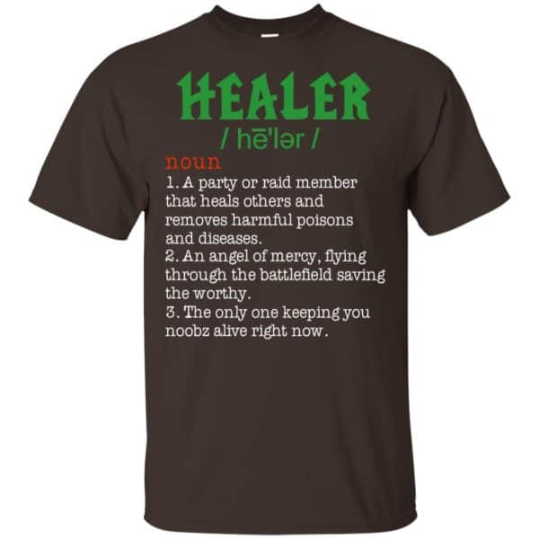 Healer Shirt, Hoodie, Tank Apparel 4